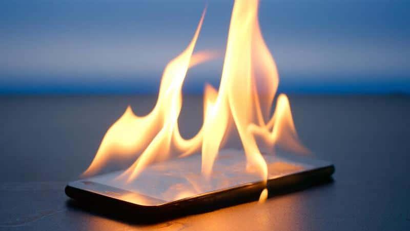 Device Overheat