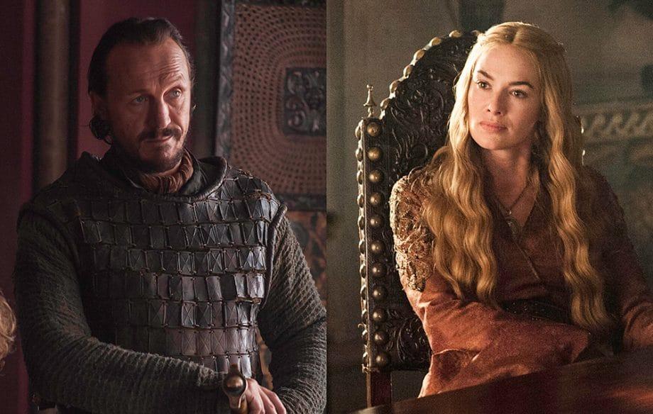 Cersei and Bronn