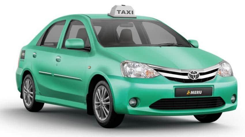 Meru cabs