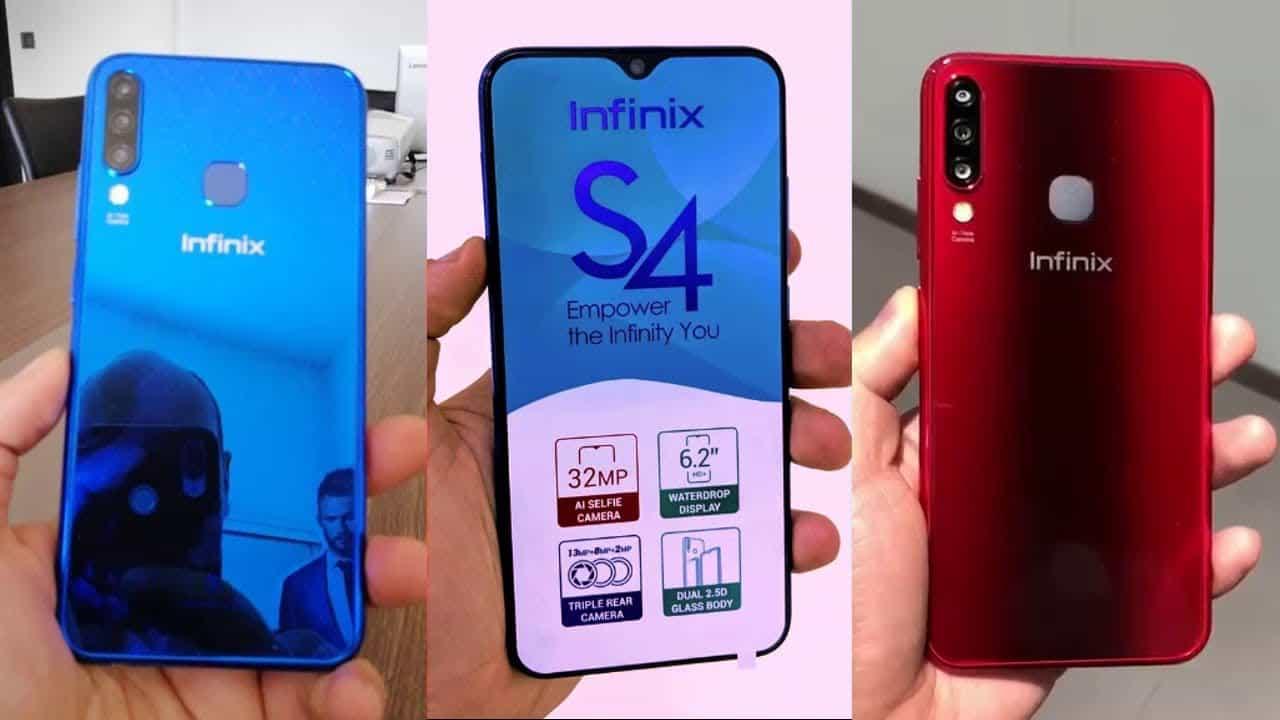 Infinix Hot S4