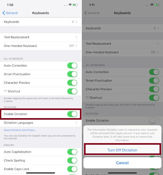 Disable-Dictation-on-iOS