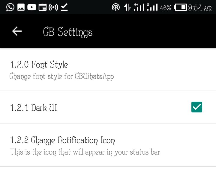 New WhatsApp Plus, GB WhatsApp and OG WhatsApp Style