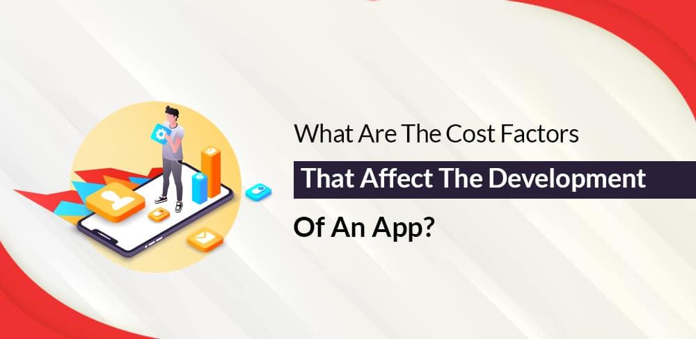 app Cost Factors