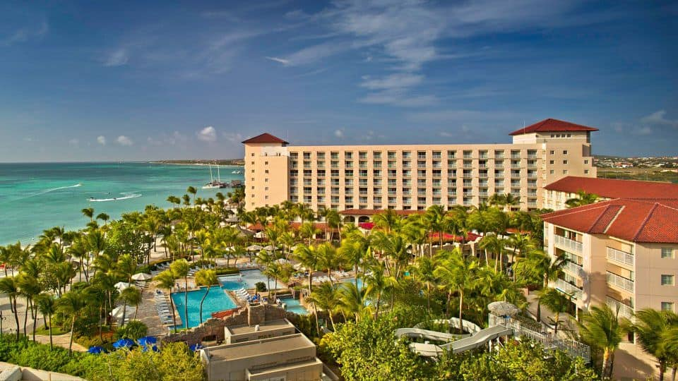 Hyatt Regency Aruba Beach Resort & Casino