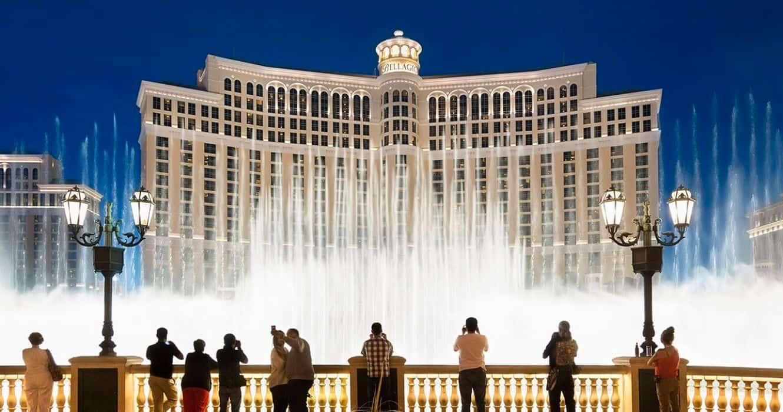 The Bellagio Hotel Honeymoon Destinations