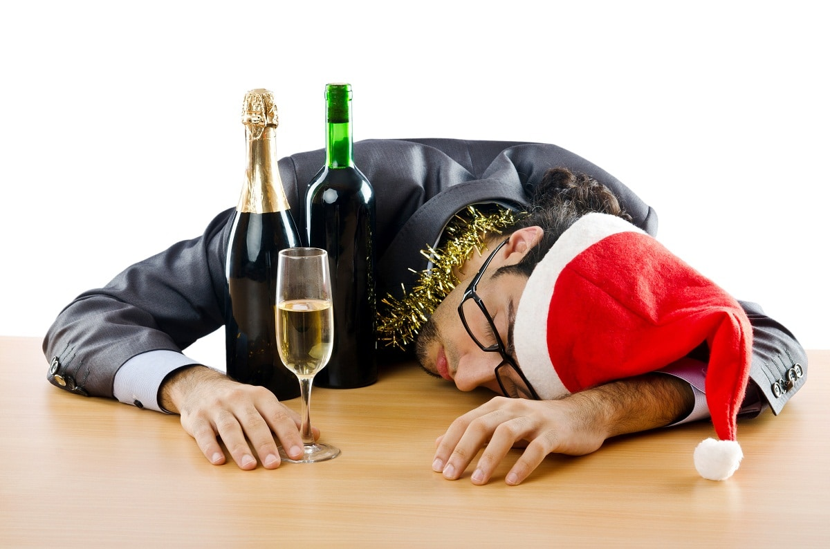 Christmas Party Hangover