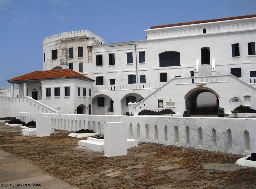 Elmina and St George's Castle