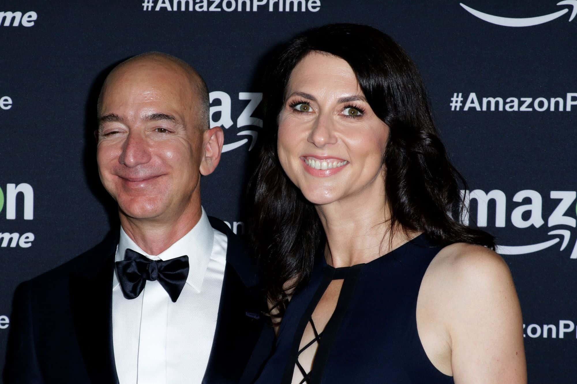Mackenzie Bezos Net Worth
